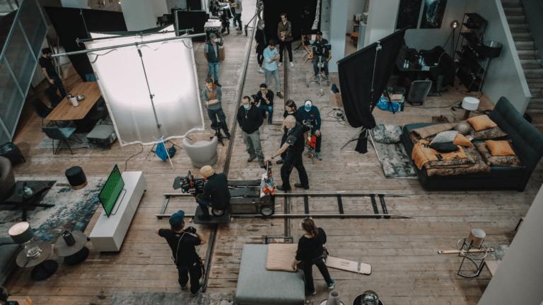 Foto von Behind-the-Scenes – Factory Wien