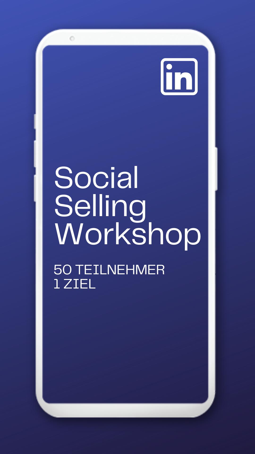 LinkedIn Workshop –– Factory Wien