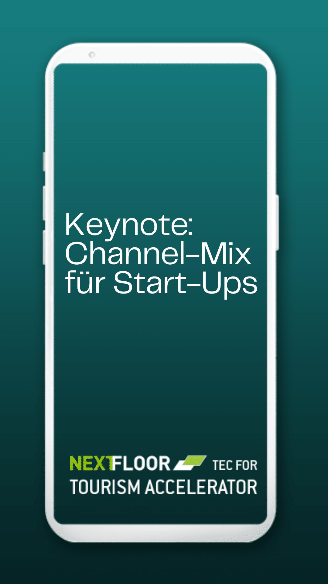 Keynote #nextfloor – Factory Wien