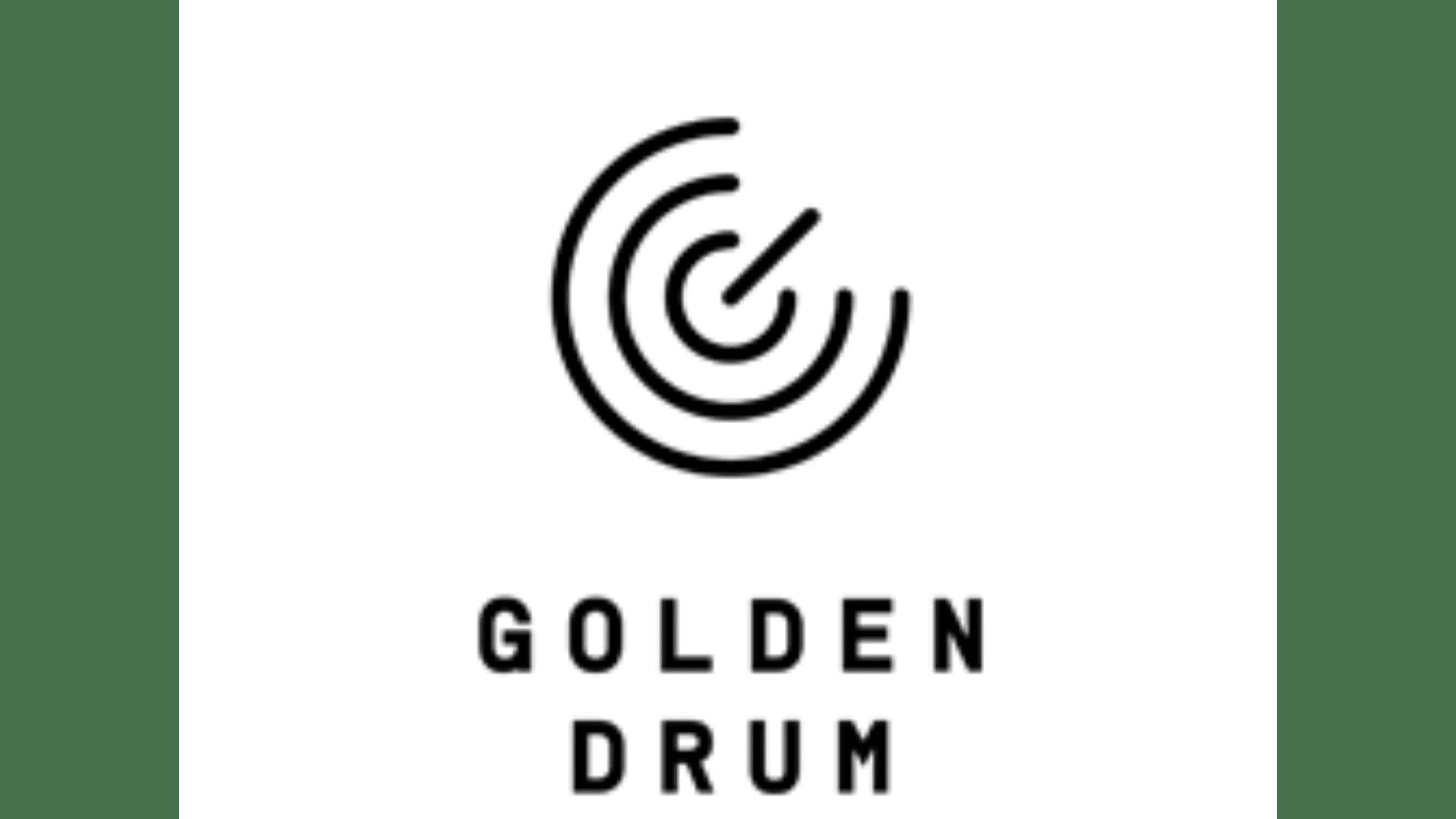 Golden Drum Logo